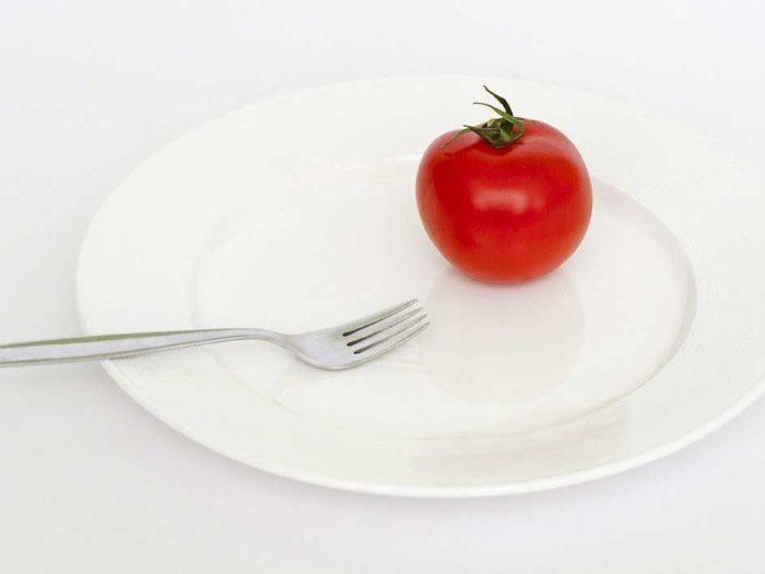Losing Weight In A Week - A Myth
